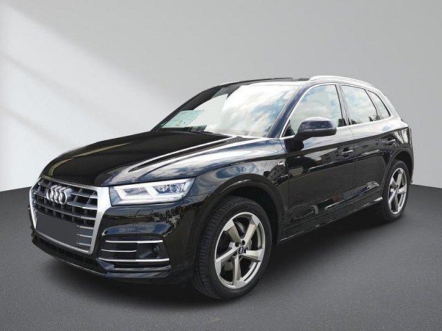 Audi Q5 - Sport 45 TFSI quattro Klima/Navi/S line/Alcan