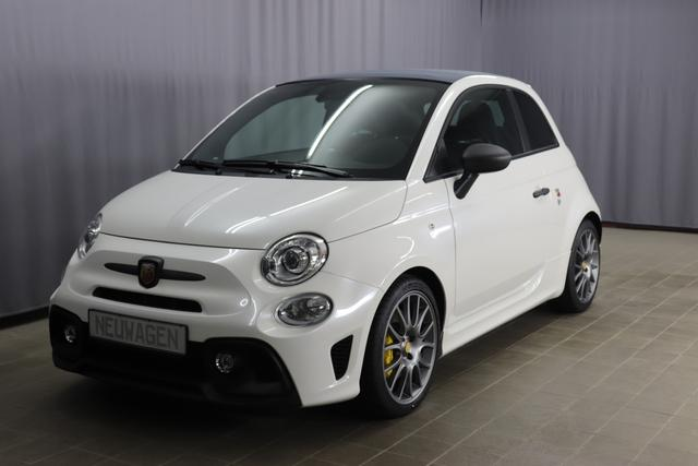 "Lagerfahrzeug Abarth 595C - Competizione UVP 33.800,00 1,4 T-Jet, Bi-xenon Scheinwerfer, Beats® Audio Soundsystem, Navigationssystem, MJ 2020, Apple CarPlay, 17""-LM, LED-Tagfahrlicht, 7 Zoll TFT Farbdisplay, Analoges Manometer, Nebelscheinwerfer uvm."