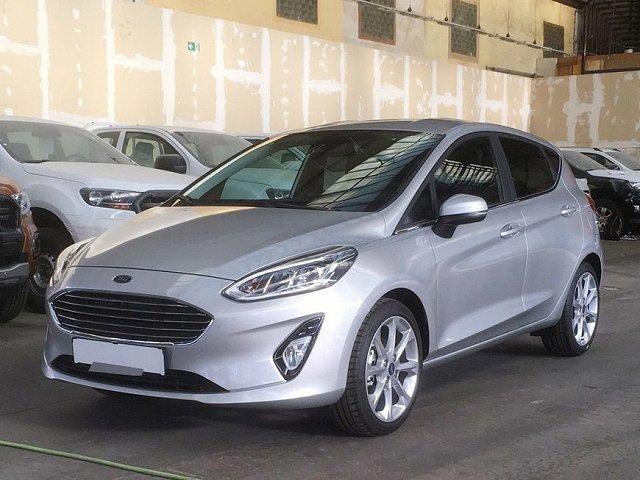 Ford Fiesta - 1.0 EcoBoost SS TITANIUM Winter-Pak. PDC
