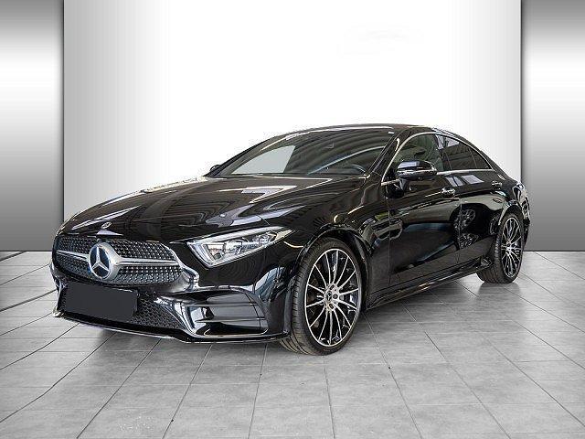 Mercedes-Benz CLS-Klasse - CLS 350 d 4M AMG Line PTS HGSD COMAND NAVI LED