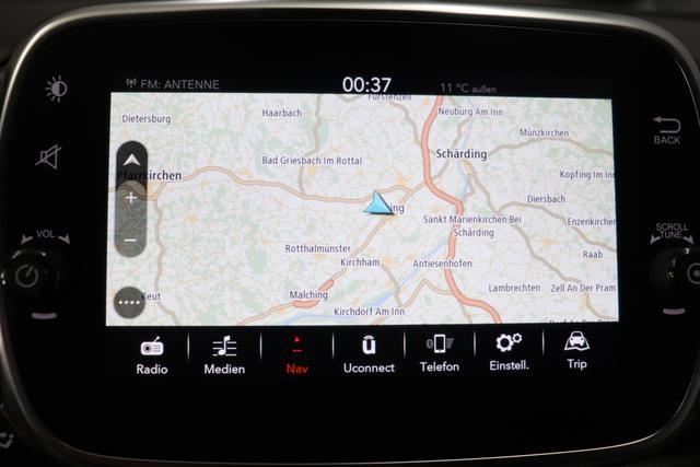 """595 MY20-Competizione 1.4 T-Jet 132 KW (180PS)268 Gara Weiß 402 - Integral-Sportsitze Leder Schwarz (Teilflächen in Lederoptik) """"06P, CITY PAKET 230 Bi-xenon Scheinwerfer 407 Dualogic 4YG Beats® Audio Soundsystem 505 Kopfairbags vorne 5CA Gara Weiß 5HN Kit Estetico Schwarz 5KV (inkl. Schaltwippen am Lenkrad) 5YN 17"""""""" Leichtmetallfelgen Design """"Formula"""" 14-Speichen Finish Titan 626 Scorpione Schwarz 6GD Radioantenne im hinteren Seitenfenster 732 Integral-Sportsitze Leder, Schwarz/Grau 7QC Uconnect HD-Navigationssystem DAB 83Y Schwarz lackierte Bremssättel (83Y) 8EW Apple Car Play / Android Auto 9SV Gutschrift Bmc Sportluftfilter Und Tankdeckel Aus Aluminium"""""""