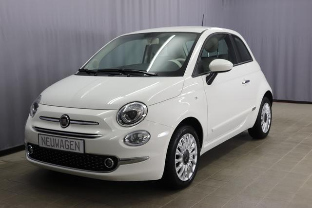 Fiat 500 - Lounge Sie sparen 6.760 Euro 1,2 Automatik Serie 8, Modell 2020, Uconnect Radio mit 7