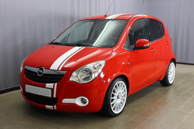Opel Agila - B Edition 1,0 65ps, 17 Zoll Alufelgen, Klima, Traumzustand, Freisprecheinrichtung, Touchscreen, Bluetooth