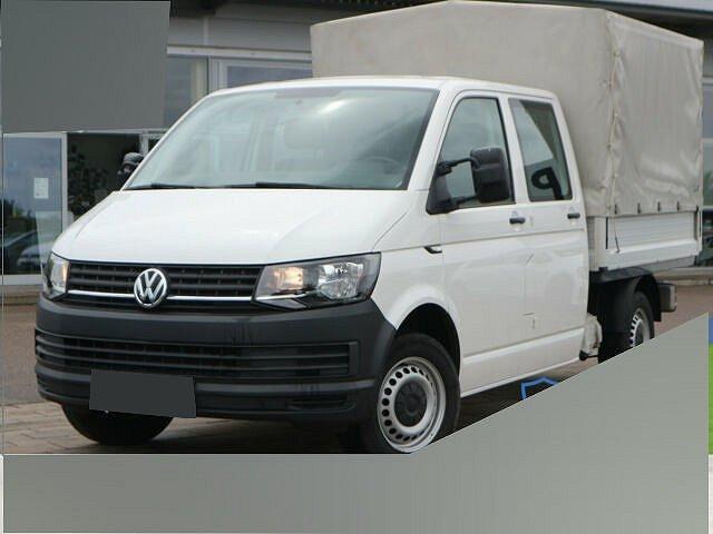 Volkswagen T6 Transporter - 2.0 TDI DOKA PRITSCHE+PLANE CLIM