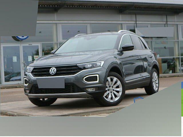 Volkswagen T-Roc - 1.5 TSI SPORT NAVI+LED+AHK+KAMERA+BLUETOOT