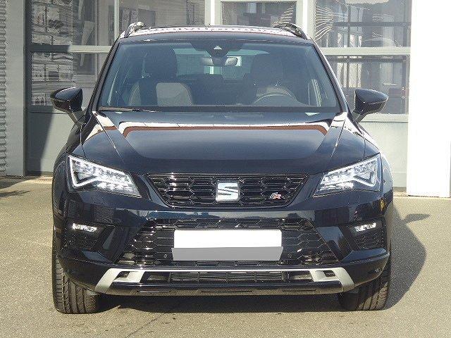 Seat Ateca - FR Black Edition TSI DSG +19 ZOLL+AHK+PANO