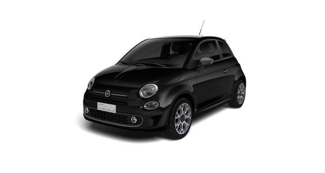 Fiat 500C - Rockstar Sie sparen 6.610,00€ 1,2 Automatik, Vollleder, Verdeck Schwarz, Uconnect Navigation, DAB, Apple Android, City Paket; Licht u. Regensensor, Klimaautomatik, Schaltwippen am Lenkrad, Raucher Paket, Nebelscheinwerfer uvm.