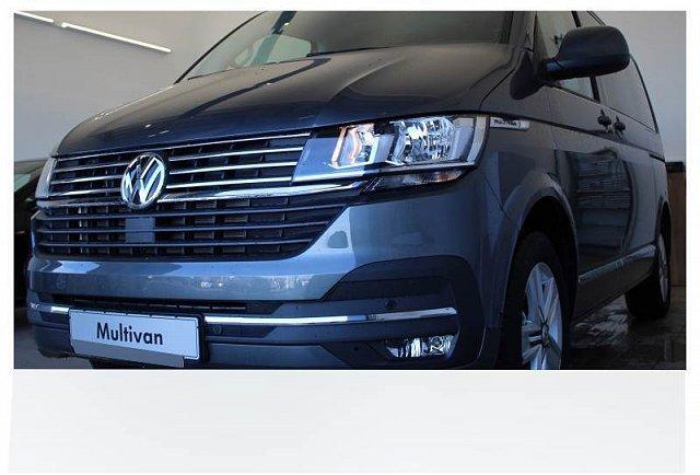 Volkswagen Multivan 6.1 - Comfortline Motor: 2,0 l TDI EU6 SCR BlueMotion Technology Getriebe: 6-Gang-Schaltgetriebe Radstand ,