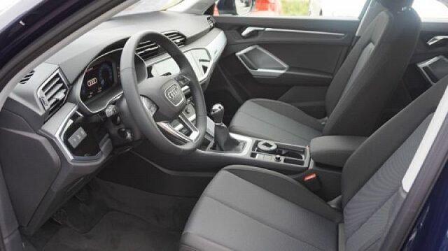 Audi Q3 35 TDI quattro 6-Gang LED/AHK/Virtual/Navi