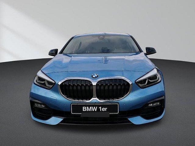 BMW 1er - 118d 5-Türer Aut Sport Line Comfort Business DAB