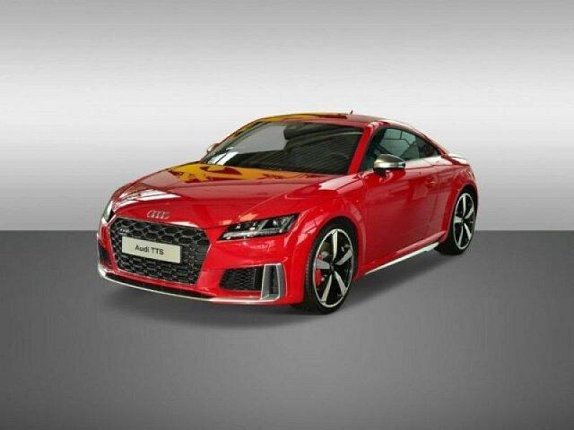 Audi TTS - Coupé TFSI S tronic LED/Assist/Navi/ACC