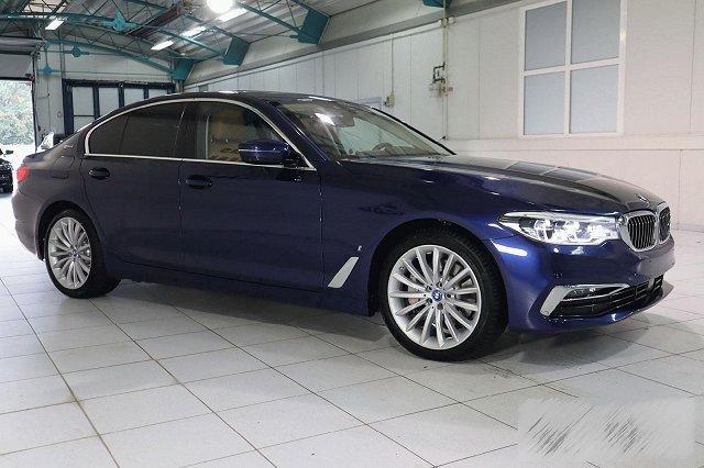 BMW 5er - 530E AUTO. LUXURY LINE NAVI ADAP-LED GSD HEAD-UP SOUND LM19