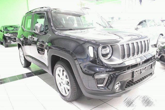 Jeep Renegade - 1,3 T-GDI 2WD LIMITED NAVI DDCT MJ 2020