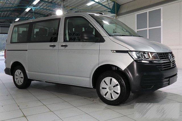 Volkswagen Transporter 6.1 Kastenwagen - T6.1 KOMBI ADBLUE KR KURZ KLIMA 9-SITZER SITZHEIZUNG
