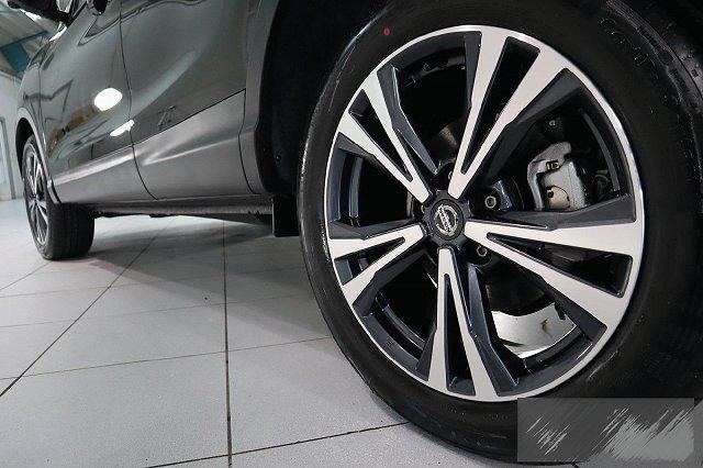 Nissan Qashqai - 1,7 DCI 4X4 AUTO. N-CONNECTA PANORAMA RELING FRONTSCHEIBENHEIZUNG