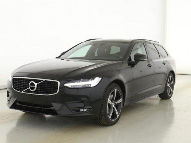 Volvo V90 - D4 Geartronic R Design Pano RFC beh. Fronts.