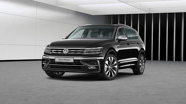 Volkswagen Tiguan - Allspace 2.0 TSI DSG 4Motion R-Line AHK/Pan