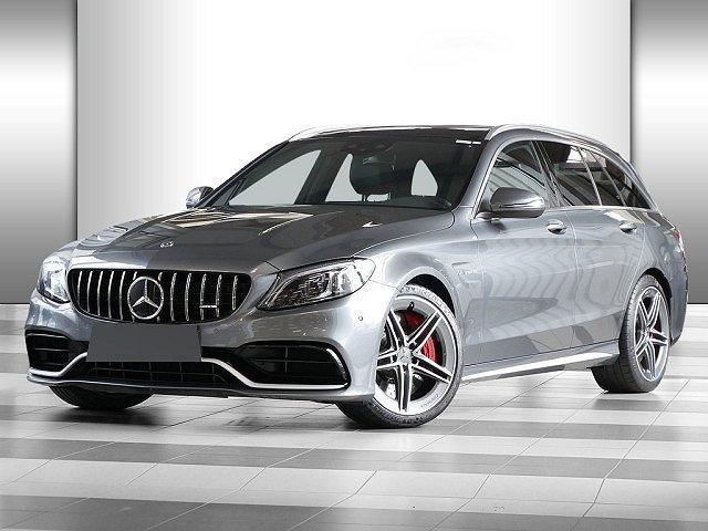 Mercedes-Benz C-Klasse AMG - C 63 S T Performance Abgas Vmax Burm Pano