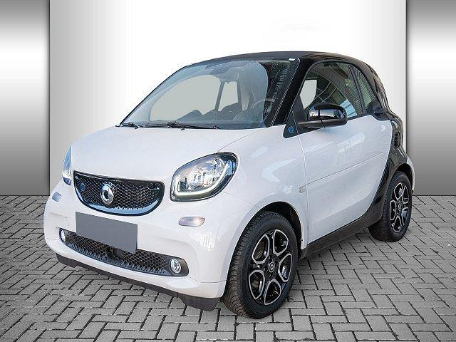 Smart fortwo - EQ coupe passion Navi Bluetooth Klima EU6