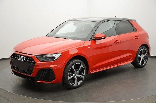 Audi A1 - Sportback 1.0 TFSI S-Tronic 1xS-Line Tempo/Star