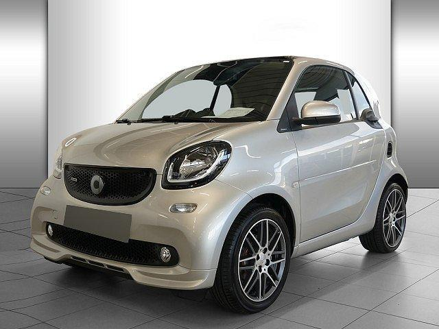 Smart fortwo - coupe BRABUS Exclusive 80kw SHZ NAVI EU6