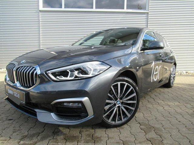 BMW 1er - 120d xDrive 5-Türer Aut Luxury Line BusinessProf