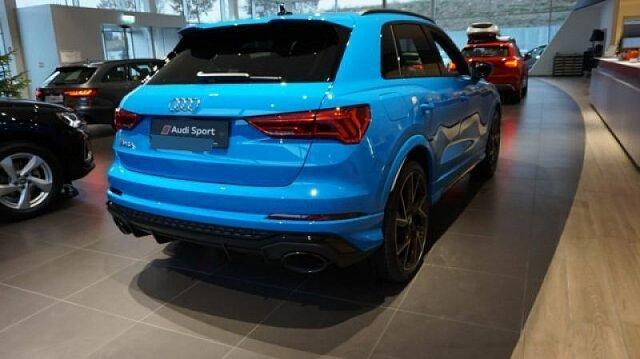 Audi RS2 RS Q3 294(400) kW(PS) S tronic ,