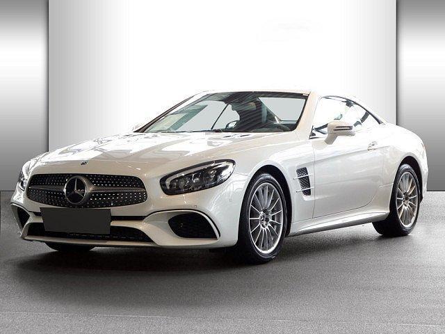 Mercedes-Benz SL-Klasse - SL 400 COMAND NAVI LED SITZBELÜFTUNG 2,99 EFF*