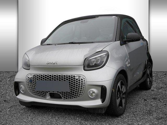 Smart fortwo - EQ coupe PANORAMA PDC SHZ KAMERA NAVI LED