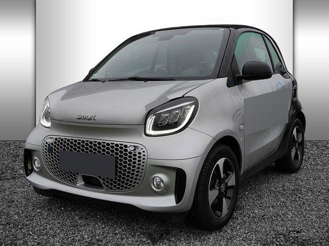 Smart fortwo - EQ coupe USB PANORAMA SHZ KAMERA NAVI LED