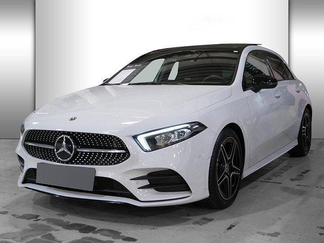 Mercedes-Benz A-Klasse - A 220 AMG Line Night LED Pano Navi Kamera