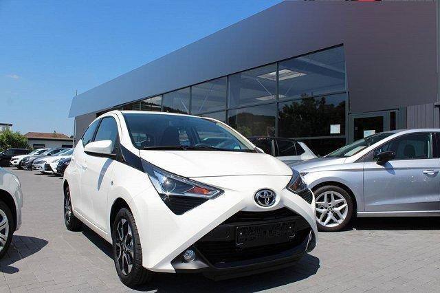 Toyota Aygo - x-play Team Deutschland Klima+Navi