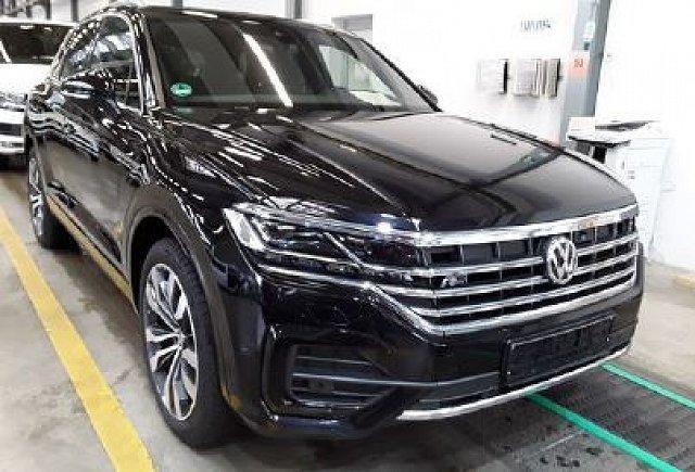 Volkswagen Touareg - 3.0 TDI Tiptronic R-Line LED-Matrix/Pano/H