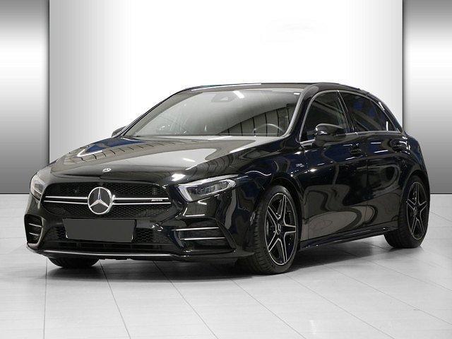 Mercedes-Benz A 35 AMG - 4M Widescreen Multibeam Burm Kamera SHZ