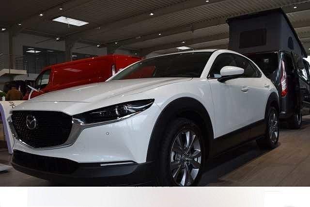 Mazda CX-30 - SKYACTIV-G 2.0 M-Hybrid AWD 6GS SELECTION A18 BOSE DES-P ACT-P LED-S