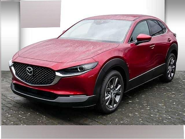 Mazda CX-30 - SKYACTIV-X 2.0 M-Hybrid AWD SELECTION