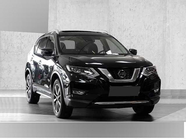 Nissan X-Trail - 1.7 dCi Tekna4X2 7-Sitzer MJ20