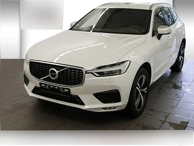 Volvo XC60 - XC 60 T5 AWD Geartronic R-Design,BusiPRO,LadePRO,Licht