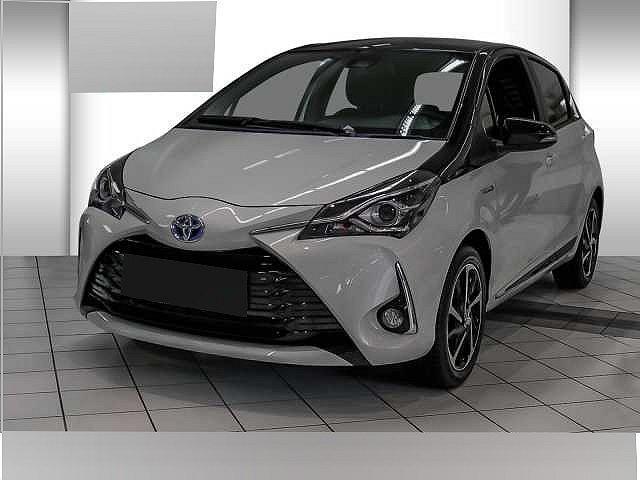 Toyota Yaris - 1.5 Hybrid 5trg Style Selection White