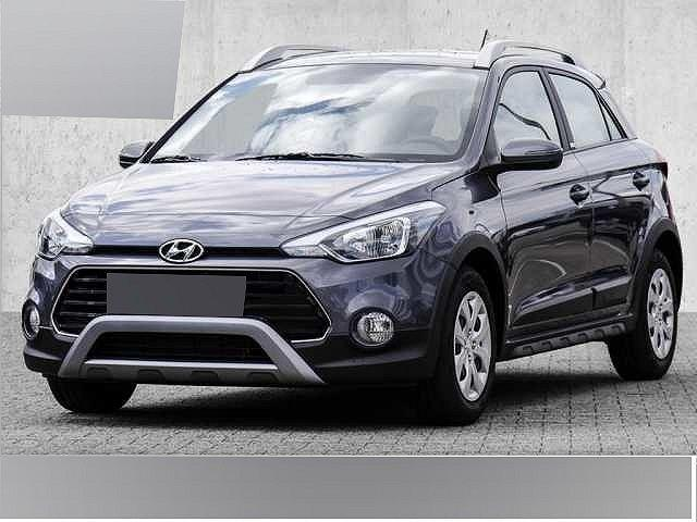 Hyundai i20 - blue 1.4 Active Select Klima Radio