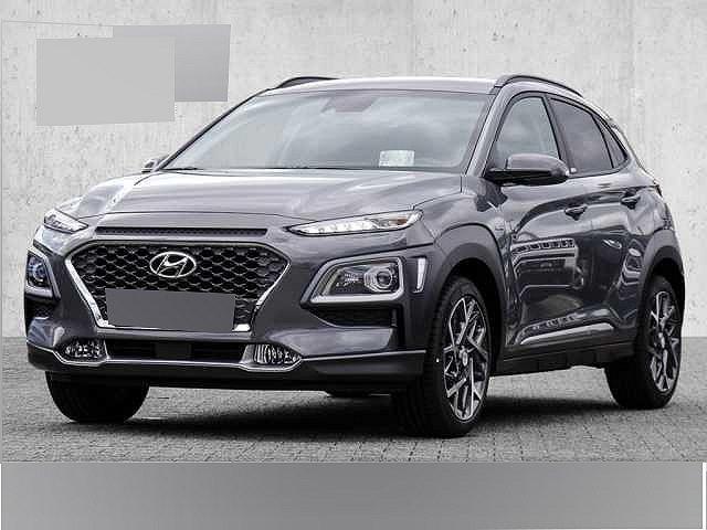 Hyundai Kona - 1.6 GDI DCT Hybrid Premium ASCC mit Stauassistent Navi-Paket