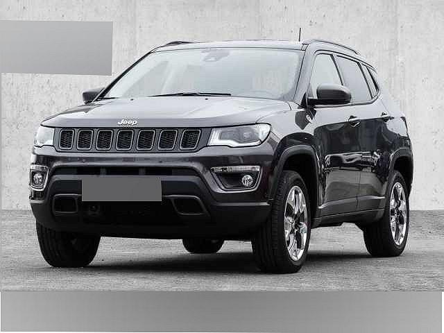 Jeep Compass - 2.0 MultiJet Active Drive Automatik Trailhawk