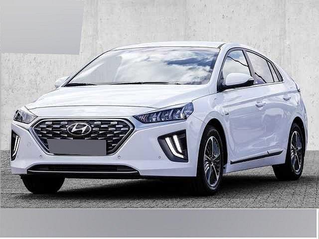Hyundai IONIQ - Plug-in Hybrid Plug-in-Hybrid 1.6 GDI Premium Navi Rückfahrkamera Sitzheizung