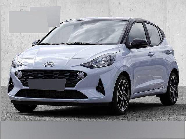 Hyundai i10 - 1.0 Trend Navi 16' Komfort DAB Sitzheizung PDC