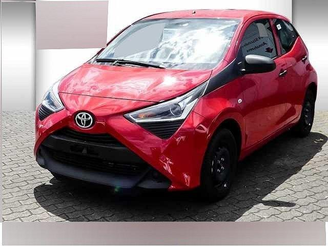 Toyota Aygo - 1.0 X 5trg Business-Pkt.