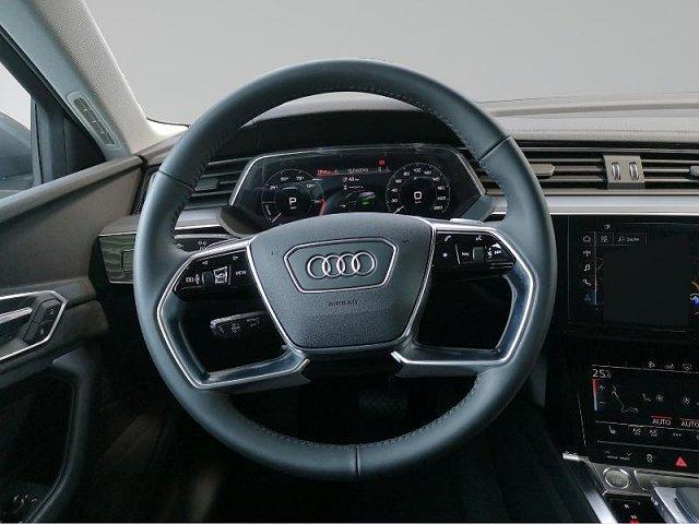 Audi e-tron 50 quattro , LED/Leder/PDC/Navi