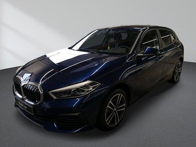 BMW 1er - 118d 5-Türer Aut Advantage Business ComfortProf