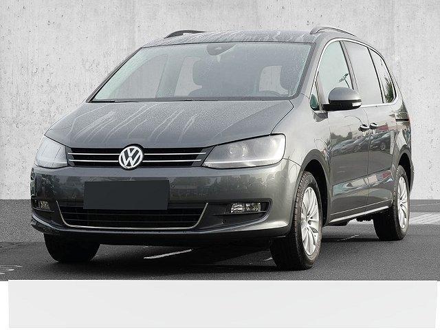 Volkswagen Sharan - 1.4 TSI Comfortline 7-Sitzer NAVI CLIMATRONIC ALU