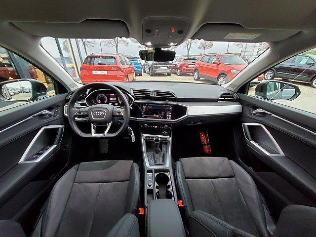 Audi Q3 35 TFSI S-Tronic S-Line LED / Navi MMI SHZ