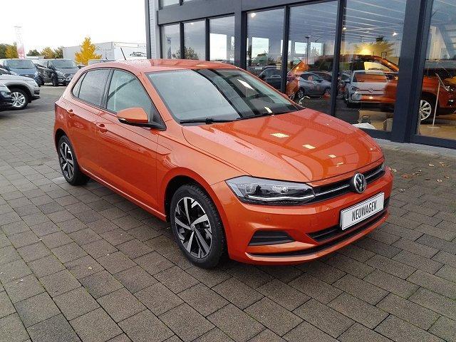 Volkswagen Polo - 1.0 TSI Comfortline LED / Alu FrontAssist
